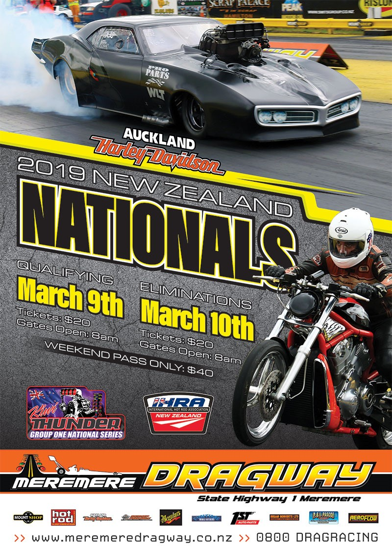 2019 Nationals poster